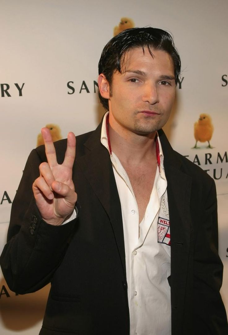Corey Feldman's new book details sexual abuse he and Corey Haim experienced in Hollywood >>>