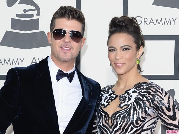 Robin Thicke's increasingly desperate attempts to win back his wife, Paula Patton, have come to naught: Patton filed for divorce today.