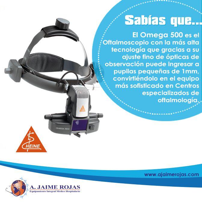Un oftalmoscopio es un dispositivo de mano que se usa para examinar la estructura interna del ojo, incluida la retina.