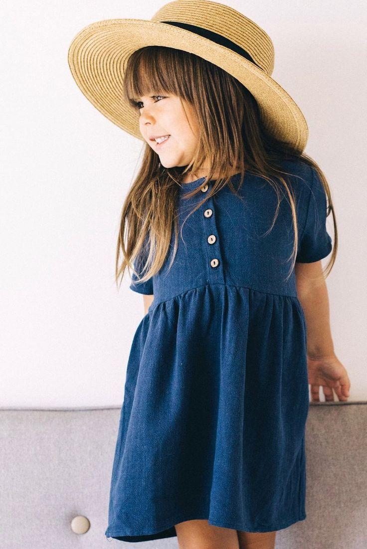 0ed5887c7569 Quincy Button Dress