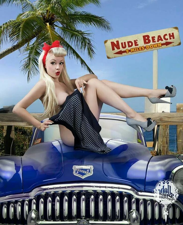 nude-hot-rod-pin-up