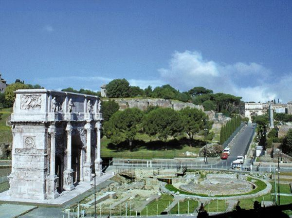 The Via Sacra (Sacred Road) is the main street of ancient Rome, leading from the top of the Capitoline Hill, through some of the most important religious sites of the Forum (where it is the widest street), to the Colosseum. - Roman Forum