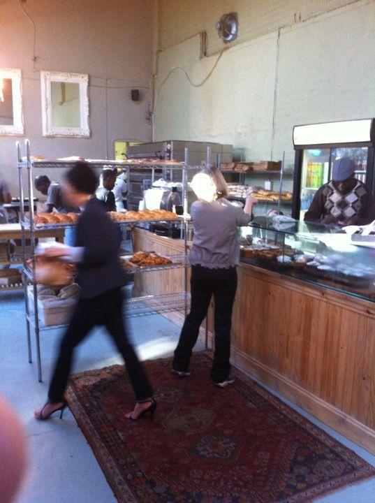 Vovo Telo Bakery & Cafe in Millpark, IGauteng
