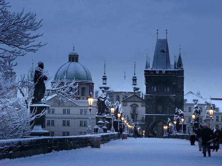 Praha - My favorite European city
