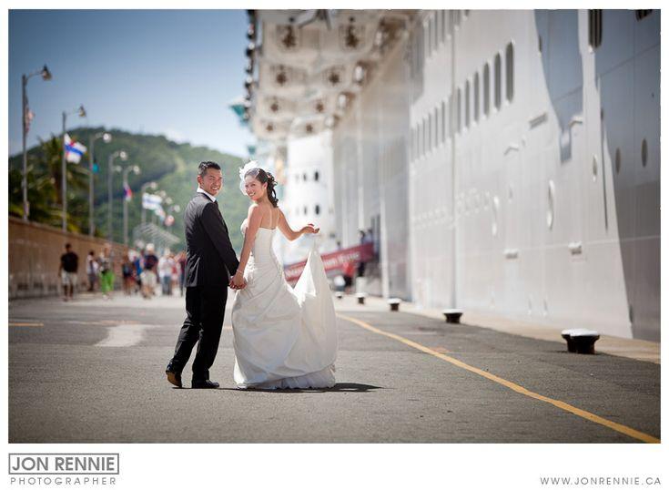 Cruise Ship Wedding NCL Epic