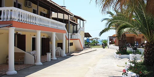 If your are looking for Corfu Hotels .. Family Studios Apartments is located in Marathias, with the best beach of Corfu. Hotel offers you accommodation in low prices.