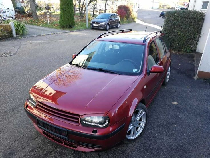 VW Golf 4 VARIANT 2.0 TUNING