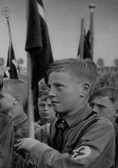 A Hero in His Own Mind: Hitler Biography Debunks Mythology of Wartime Service