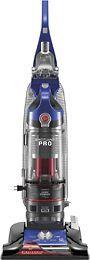 Hoover - WindTunnel 3 Pro Bagless Upright Vacuum - Blue