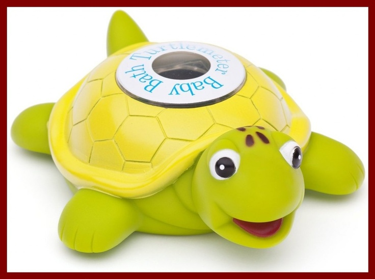 Turtlemeter – Baby Bath Floating Turtle Toy and Bath Tub Thermometer #baby #bath #thermometer #bathtime
