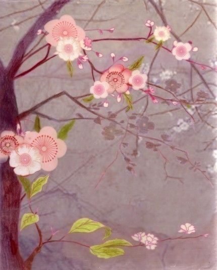 Beautiful plum blossoms!