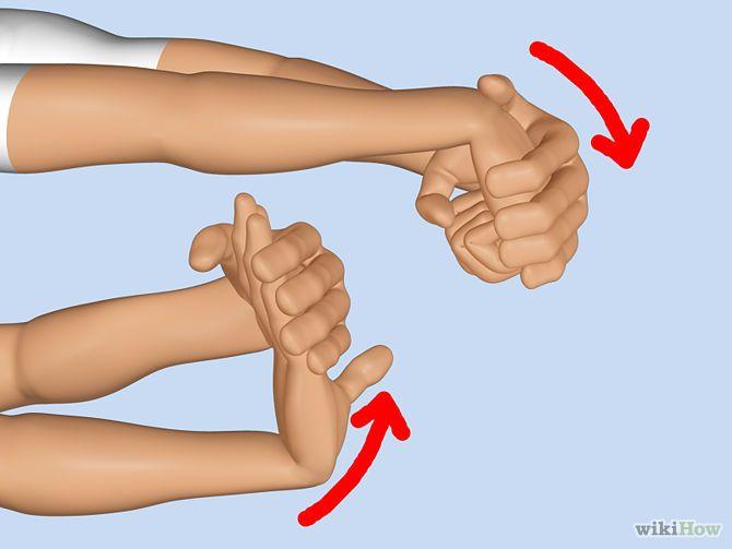 3 Ways to Treat Tennis Elbow - wikiHow