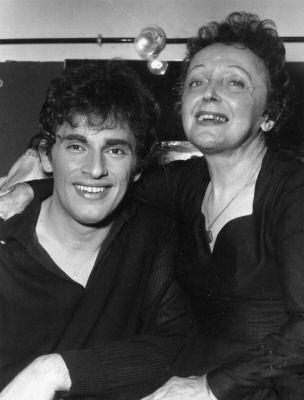Edith Piaf & Theo Sarapo (A quoi ça sert l'amour ?)