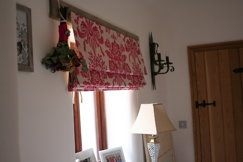 Made To Measure Roman Blinds In Laura Ashley Tatton