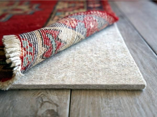 Eco Plush 1 4 With Images Rug Pad