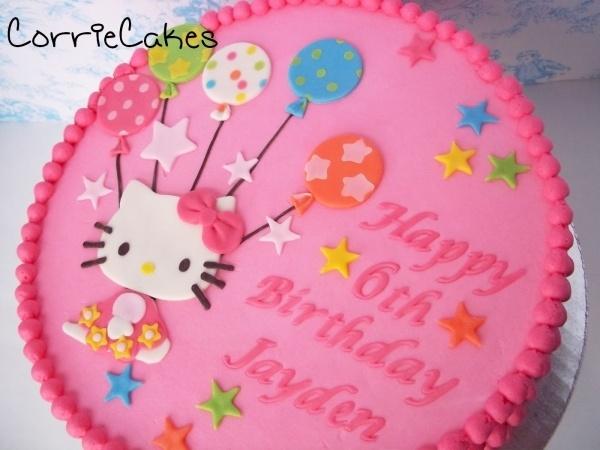 Hello Kitty4Th Birthday, Mmf Decor, Birthday Parties, Hello Kitty Cake, Hello Kitty Birthday Desserts, Cake Ideas, Layered Round, Parties Ideas, Birthday Cake