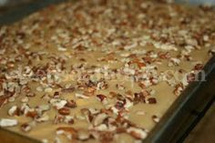 Deep South Dish: Easy Banana Cake with Quick Caramel Icing