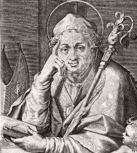 Augustinus van Canterbury - Rooms-Katholieke Kerk.