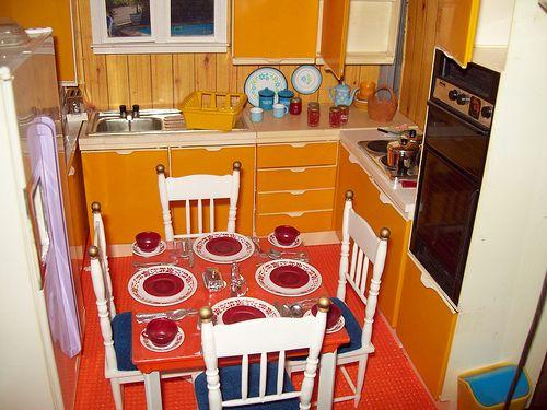 Barbies Kitchen Sink