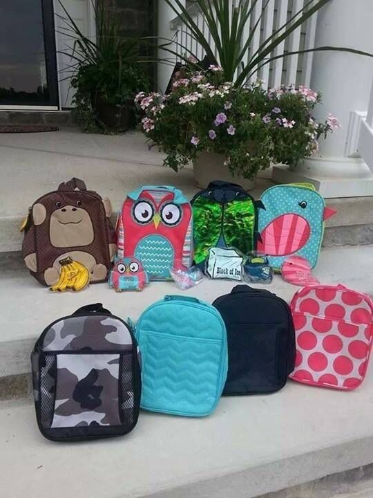 Chill-icious Thermals! Just in time for Back to School! August 2014 customer special... mythirtyone.com/kristifrazier