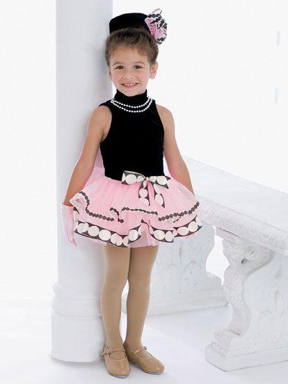 I Enjoy Being A Girl Style 037 Revolution Dancewear