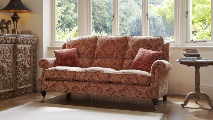 Parker Knoll sofa available from Rodgers of York. #Home #Interiors #ParkerKnoll