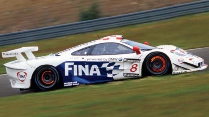 1997 McLaren F1 GTR sold for $5.28 m Jan 2014