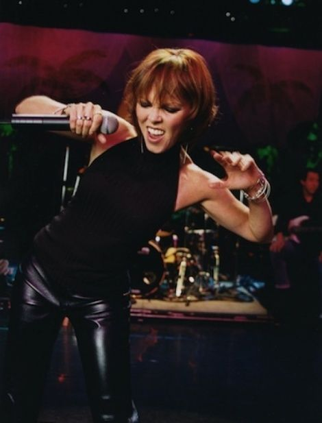 Pat Benatar - Doing her thang!!  To download my new Single for free, please visit: http://delanastevens.net