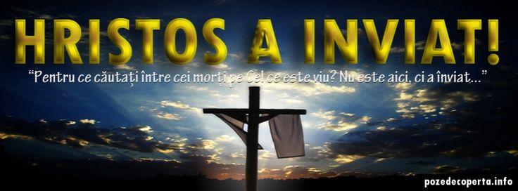Hristos a inviat | Poze de coperta
