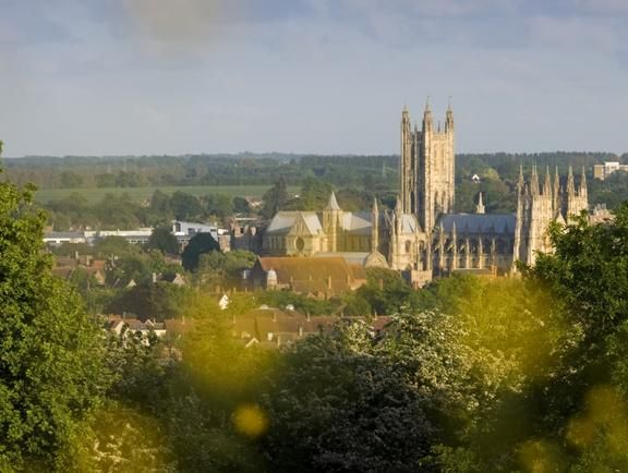 Check out Cathédrale de Canterbury on VisitBritain's LoveWall!