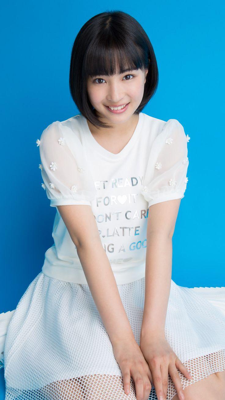Suzu Hirose Japanese Actress iPhone Wallpaper 広瀬すずのiPhone壁紙