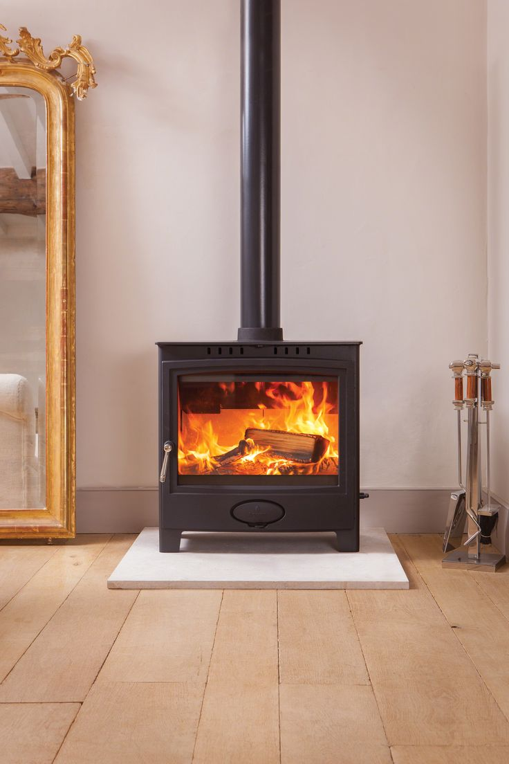 Outstanding recommended small wood burning stoves - Aarrow Ecoburn Plus Contemporary Living Wood Burning And Multi Fuel Stoves Range