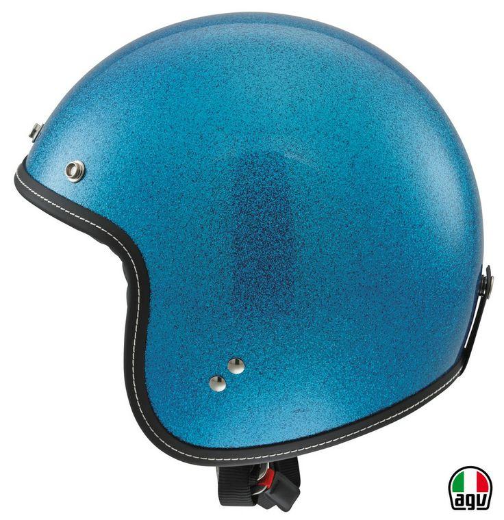 AGV RP60 - Metal Flake Blue