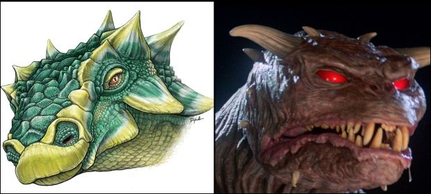 Discovered Dinosaur Named After Ghostbusters Villain  Scientists fromthe Royal Ontario Museum have named a newly discovered dinosaur species after the Ghostbusters villain Zuul.  CBC Newsreports a crewof private excavators accidentally bumped into the well-preserved ankylosaur skeleton whileunearthing a nearby tyrannosaurusin the Judith River Formation in Montana. The plant-eating species officially named Zuul crurivastatoris said to be 75 million years old.  Render of Zuul crurivastator…
