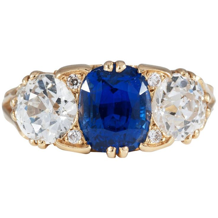 20 best Antique Diamond Rings images on Pinterest
