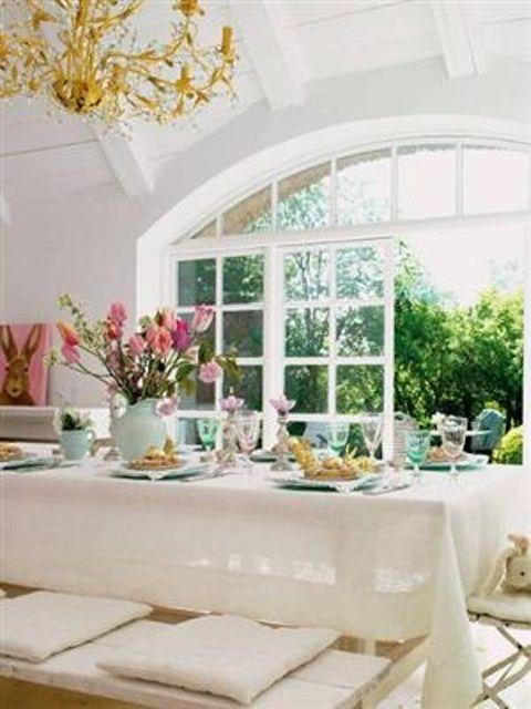 113 Best Spring Decorations Images On Pinterest