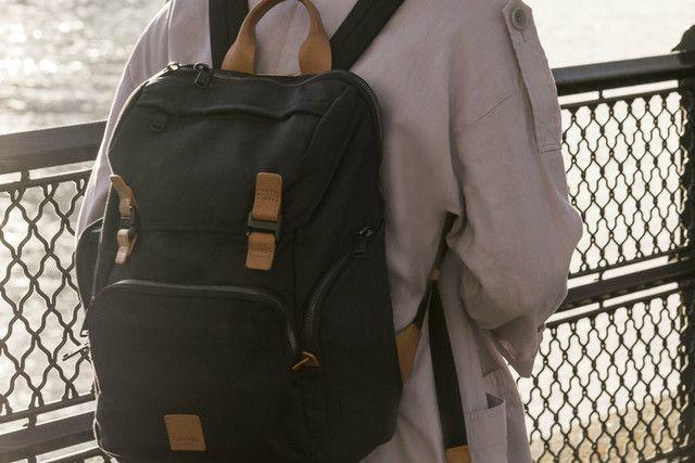 livefree mochila rastreable knomo backpack straps  x c