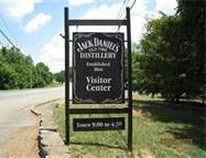 jack daniels distillery -