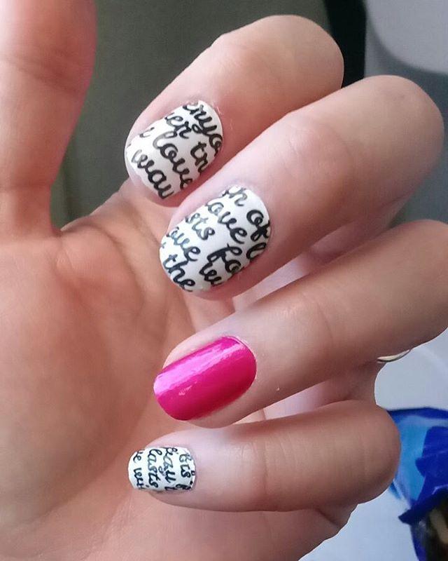 14 Best Nail Art Designs Images On Pinterest Nail Art Designs Street And Nailart