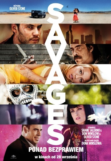 Savages: ponad bezprawiem (2012)