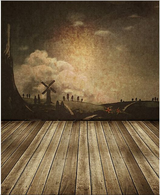 200*300CM(6.5*10FT)Custom Wooden Floor Backdrops Photography Backgrounds Photo Studio For Baby Vinyl Backdrops For Photography
