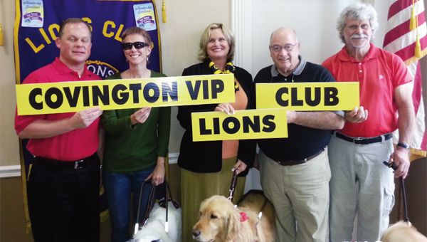 New Lions Club launched for visually impaired