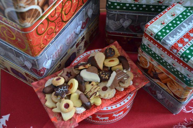 Christmas Cookies - Weihnachtskekse