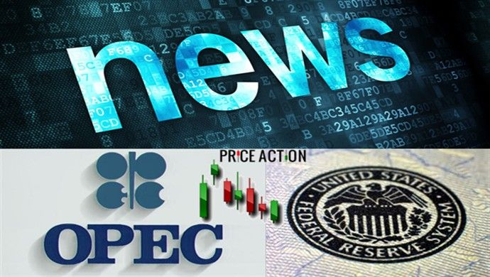 Recent News and its Effects on Price Action in the Markets - Great article discussing effects on OPEC and the Fed interest rates decision on the markets - Read it in the Free My Trading Buddy Blog