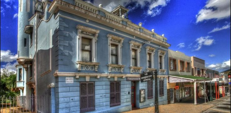 Grahamstown, Eastern Cape – South African Tourism