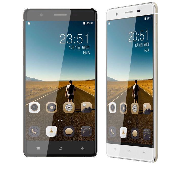 "CUBOT S500 Android 5.1 4G Phone w/ 5.0"" HD, 2GB RAM, 16GB ROM, Fingerprint Sensor - Black + Silver - Free Shipping - DealExtreme"