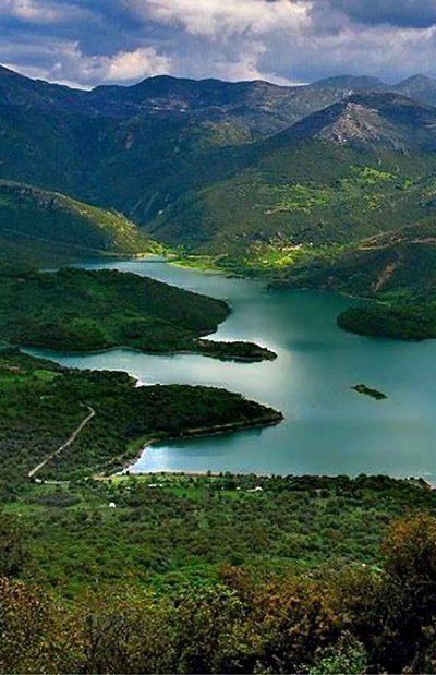 The Lake of Ladonas River - Arcadia, Greece