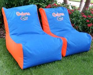 University of Florida Relaxing Chairs! #UF #Gators  www.cushease.com