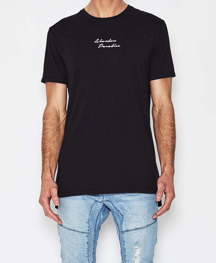 Kiss Chacey - Leaving Paradise Tall Tee