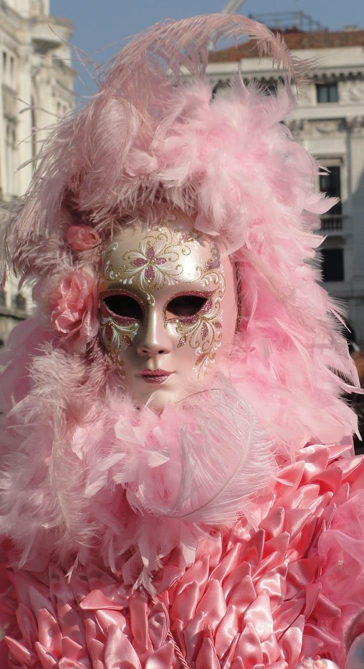 Venice, Italy Carnival 2013 ~ Just beautiful